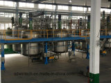 熱伝導オイルの循環の暖房のリアクターまたは化学薬品タンク