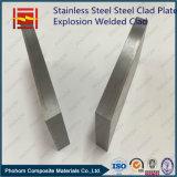 SUS304鋼鉄のバイメタルの楕円形ヘッドSA516gr70