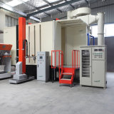 Vertical avanzato Permutation Reciprocator per Powder Coating Machine