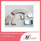 Magnete permanente potente eccellente del neodimio dell'arco N52 per i motori