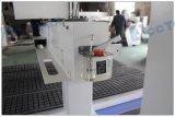 Ranurador japonés Akm1325-2 del CNC de la producción de los muebles del motor servo