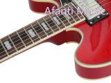 Guitare de la musique Es335 d'Afanti/guitare électrique (AES335)
