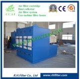 Vertikaler Kassetten-Staub-Sammler für Generator-Lufteinlauf