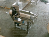 Suco de abacaxi que faz a máquina a máquina industrial do extrator do suco