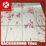 Telhas 2017 novas da parede da telha 3D da porcelana do Inkjet do projeto de China