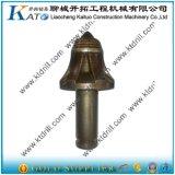 Konische runde Schafttrencher-Zähne für die Rohrleitung, die 30/70mm Trenching ist