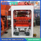 Máquina para la máquina de pavimentación del ladrillo Qt4-15c de la fabricación