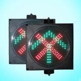 Les signaux de la circulation des véhicules LED / Red Green Arrow Ccoss Traffic Light / Arrow et pleine bille Traffic Light