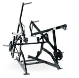 Desconexión delantera ISO-Lateral del lat del equipo de la aptitud de la vida del Bodybuilding