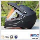 Motorcross 고아한 순수한 백색 헬멧 (CR401)
