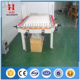 Marco de impresión automático de gran tamaño de la pantalla Hjd-E6 que estira la máquina para la venta