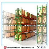 Cremalheira armazenada do armazenamento da pálete do armazenamento de China da venda armazenamento industrial resistente de aço quente