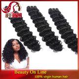 brasilianische der Jungfrau-7A Haar-Extensionen Ombre Haar-Karosserien-der Wellen-4PCS Ombre spinnt brasilianisches Haar-Webart-Bündel-Menschenhaar sehr weich
