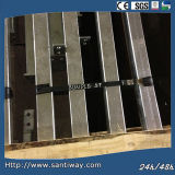 Pre Galvanzied Square Steel Pipe (BS Standard)