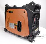 Gerador portátil monofásico do inversor da gasolina da potência da C.A. 2300W 4-Stroke com acionador de partida elétrico e de controle remoto padrão