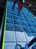 LED 3D endloses Dance Floor