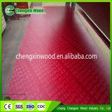 Zweimal-heißes gepresstes Melamin/phenoplastisches Standardfurnierholz