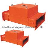 Séparateur magnétique permanent de canalisation de la série Rcya-300 pour la colle, produit chimique, charbon, plastique, matériaux de construction
