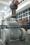 """API600 válvula de porta 600lb Lcc da baixa temperatura 18 de """""""