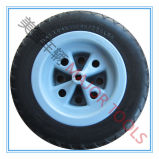 7 Zoll PU-Schaumgummi-Rad-fester Reifen für Spielwaren