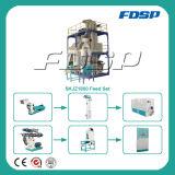Projet élevé de guichetier de moulin de boulette d'alimentation du bétail de performance de sûreté
