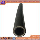 Manguito hidráulico resistente del petróleo espiral de alta presión 4sp