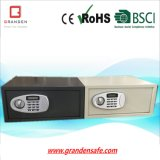 De Brandkast van de elektronika met LCD Vertoning het Stevige Staal voor van het Bureau (g-43ELS)