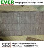 Sécurité de la sublimation de la porte Transfert de chaleur Imprimer Finition du bois Polyester Peinture en poudre Peinture en poudre