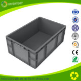 Contenitore grigio della scatola di plastica di giro d'affari dei pp