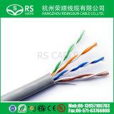 Пропуск испытания двуустки кабеля LAN Cat5e UTP с Ce/ETL/RoHS