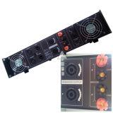 Amplificador de potencia de Digitaces de la megafonía de Gruppen 4 CH del laboratorio de la serie del mA