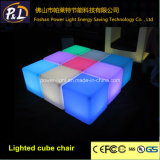 Color recargable que cambia el cubo del RGB LED