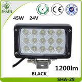 45W 6 Inch12V 24V Arbeits-Beleuchtung der Lampen-LED