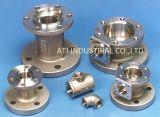 Het Aluminium die van de Hoge Precisie van de Markt van Japan van de uitvoer Deel machinaal bewerken