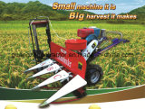Mini Grain Harvester Reaper Binder para Both Wheat e Rice