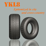 SUV Auto-Reifen, Lt235/75r15, Personenkraftwagen-Reifen,