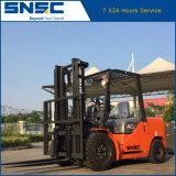Forklift do diesel de 4 toneladas