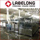 Máquina pura de la producción del agua de la botella de Barreled de 5 galones