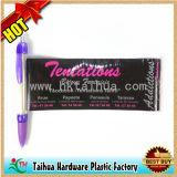 Crayon lecteur en plastique de couleur de crayon lecteur de qualité de promotion avec l'écran estampé (TH08015)