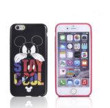 Cellule du type TPU/couverture/cas neufs faits sur commande de téléphone mobile pour le cas 6s de l'iPhone 6 de l'iPhone 5