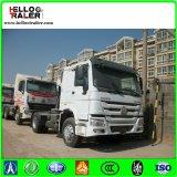 HOWO 6X4 336HP 트랙터 트럭 대형 트럭 Sinotruk 트레일러 트럭