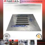Cubierta del metal de Stampingof de la precisión de la fabricación del ODM del OEM