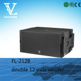 Vedian Dual6.5 Dual8 Dual10 Dual12 Minizeile Reihen-Lautsprecher-System