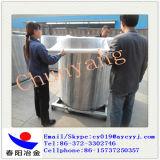 中国の製造者の高品質Sicaはワイヤー/カルシウムSilicnの合金によって芯を取られたワイヤーの芯を取った