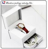 호화스러운 가죽 시계 패킹 전시 저장 상자 (Sy0125)