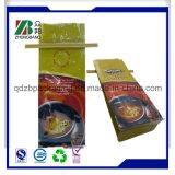Plastikkaffee-Tee, der Doypack verpackt