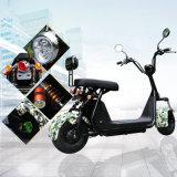 """""""trotinette"""" elétrico da roda grande do poder superior fora da motocicleta elétrica da estrada"""