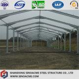 Forma porta Sinoacme del marco de la estructura de acero de la luz ligera del edificio