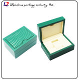 호화스러운 가죽 시계 패킹 전시 저장 상자 (Sy087)