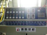De Kwaliteit van Taiwan, chsj-U van 360 Graden van de Co-extrusie van de Vorm Roterende Drie Lagen Machine van de Film van de Blazende